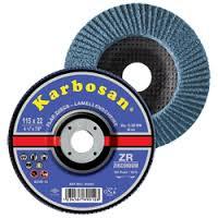 Karbosan Flap Disc