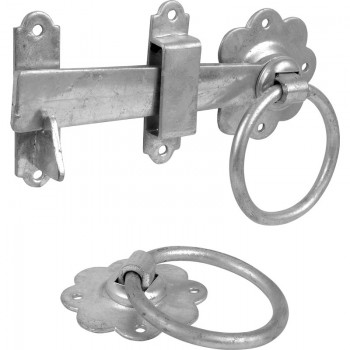 Oval Ring Latch
